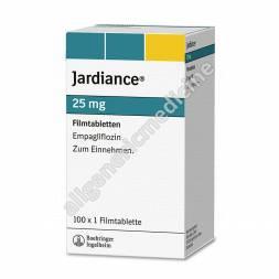 Jardiance 25mg Tablet