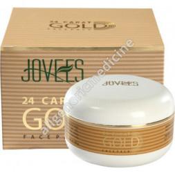 24 Carat Gold Massage Gel 50gm jovees