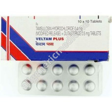Veltam Plus - 0.4 mg + 0.5 mg