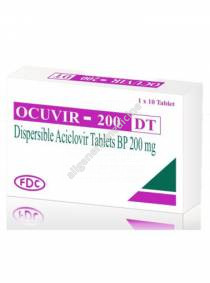 Substitute for Ocuvir DT 400mg
