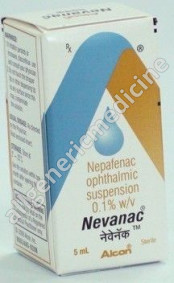 Nevanac Eye Drop 5ml