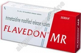 Substitute for Flavedon 20mg