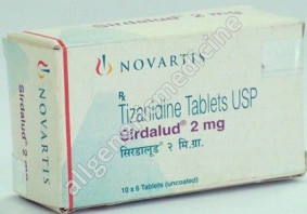 Substitute for Tizan 2mg