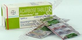 Glucobay 50mg