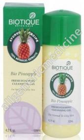 Pineapple Fruit Gel(Cleanser)120ml