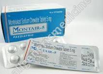 Montair Chew Tab 5mg