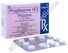 Substitute for Piozone 30mg