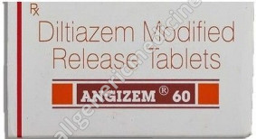 Substitute for Angizem 30mg