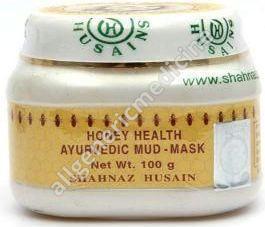Shahnaz Hussain Honey Mud Mask 100gm