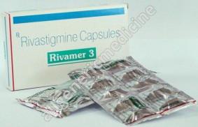 Substitute for Rivamer 4.5 mg