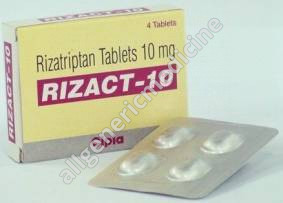 Substitute for Rizact 5mg