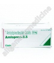 Substitute for Amlopres 10mg