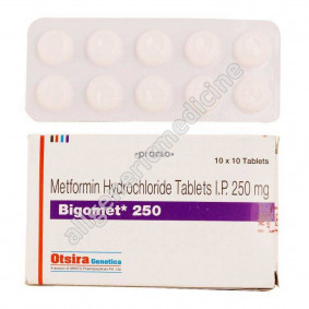 Substitute for Glycomet SR 1000mg
