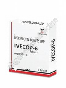 Substitute for Ivecop 12 mg