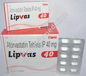 Substitute for Atorlip 40mg