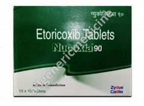 Substitute for Nucoxia 60 mg