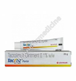 Substitute for Tacroz Ointment 0.03%/10gm