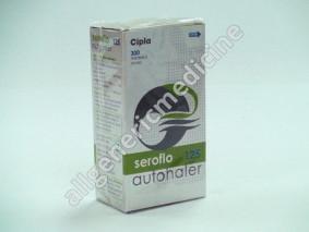 Substitute for Seroflo Ciphaler 50/500 mcg