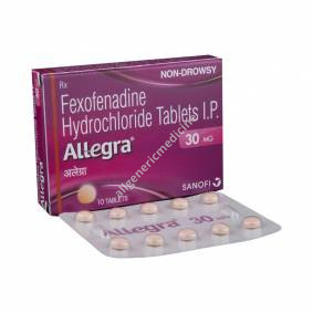 Substitute for Allegra 120mg