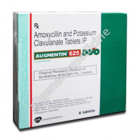 Substitute for Augmentin 250+125mg