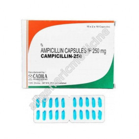 Substitute for Campicillin 500mg