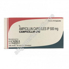 Substitute for Campicillin 250mg