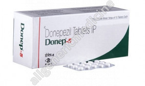 Substitute for Donep 10mg