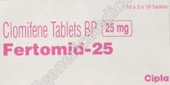 Fertomid 25 mg
