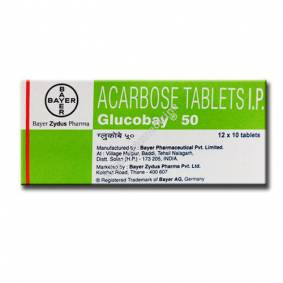 Substitute for Glucobay 25mg
