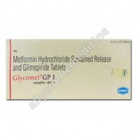 Glycomet GP(500+1)mg