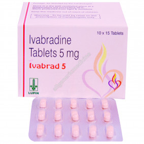 Substitute for Ivabrad - 7.5mg