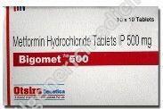 Bigomet 500 mg