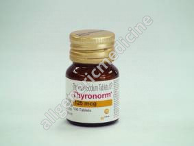 Substitute for Thyronorm 75mcg