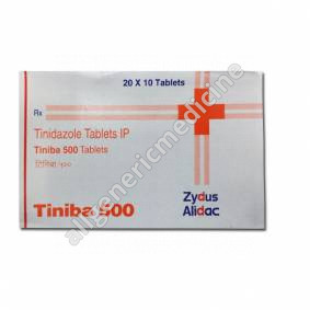 Substitute for Tiniba 300mg
