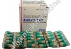 Substitute for Zidovir 300mg