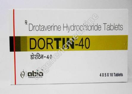 Drotin 40 mg