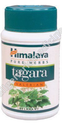Himalaya Pure Herbs Tagara Valerian