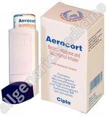 Aerocort Inhaler 50mcg + 50mcg