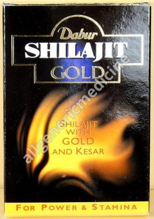 Shilajit Gold Capsules Dabur