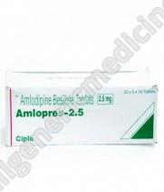 Amlopres 2.5mg
