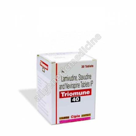 Triomune 40+150+200mg