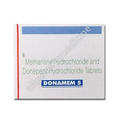 Donamem - (5+10)mg