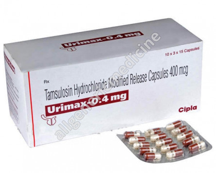 Urimax 0.4mg