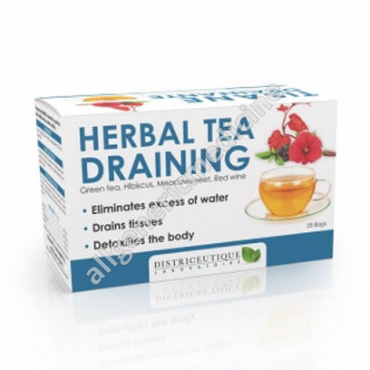 Herbal Tea Drainage