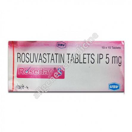 Roseday - 5 mg