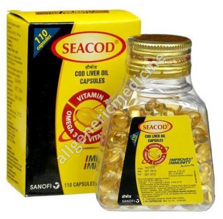 Seacod liver Oil Capsule