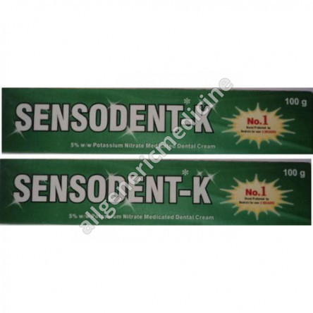 Sensodent K 5% 100gm Tooth Paste