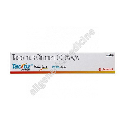 Tacroz Ointment 0.03%/10gm